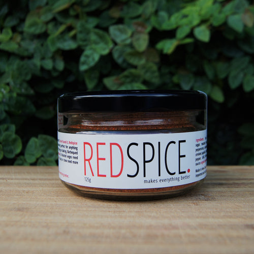 Redspice Seasoning Jar