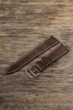 Coffee Brown Classic Cut Strap