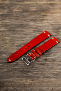 Burnt Orange Vintage Style Strap