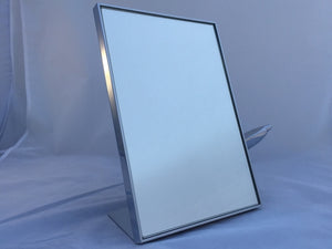 Breitling display mirror with airplane