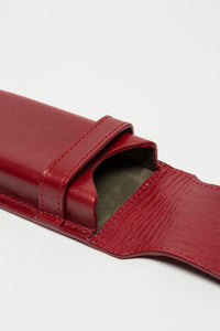 Individual DeLuxe Leather Watch Case