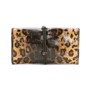 Jolie Moi Z-018 Leather Clutch Bag
