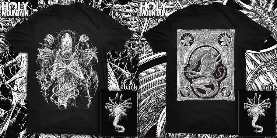 XENOMORPHIC T-Shirts Available