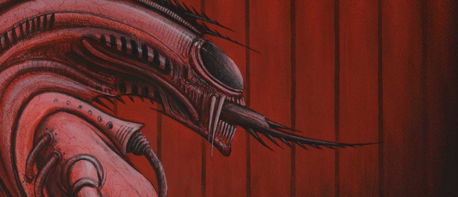 XENOMORPHIC: Seven Interpretations of the Acid-blooded Alien Horror!