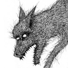 "Load image into Gallery viewer, ""Wolfmother"" Print"