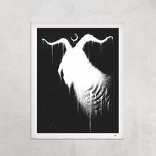 "Load image into Gallery viewer, ""Goat I"" Print"