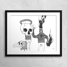 "Load image into Gallery viewer, ""Holy Poison"" Print"