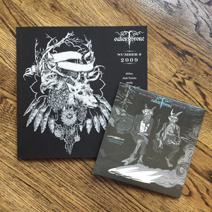 Oaken Throne Number 6 & CD (Immolation, Necros Christos)