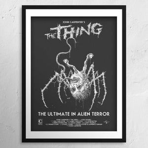 """THE THiNG"" Print"