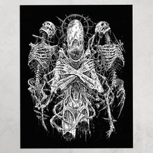 "Load image into Gallery viewer, ""Xenomorphic"" - MARK RIDDICK print"