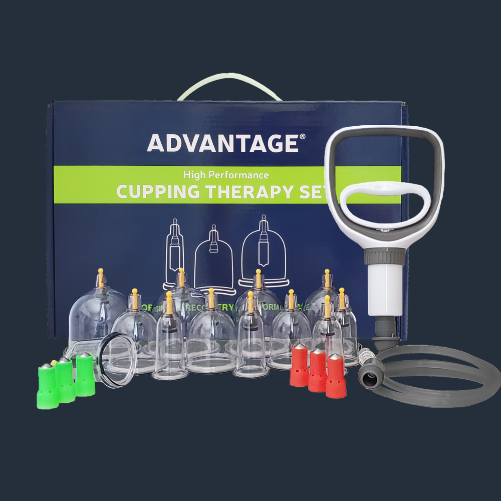 ADVANTAGE - Biomagnetic Cupping Therapy Massage Set