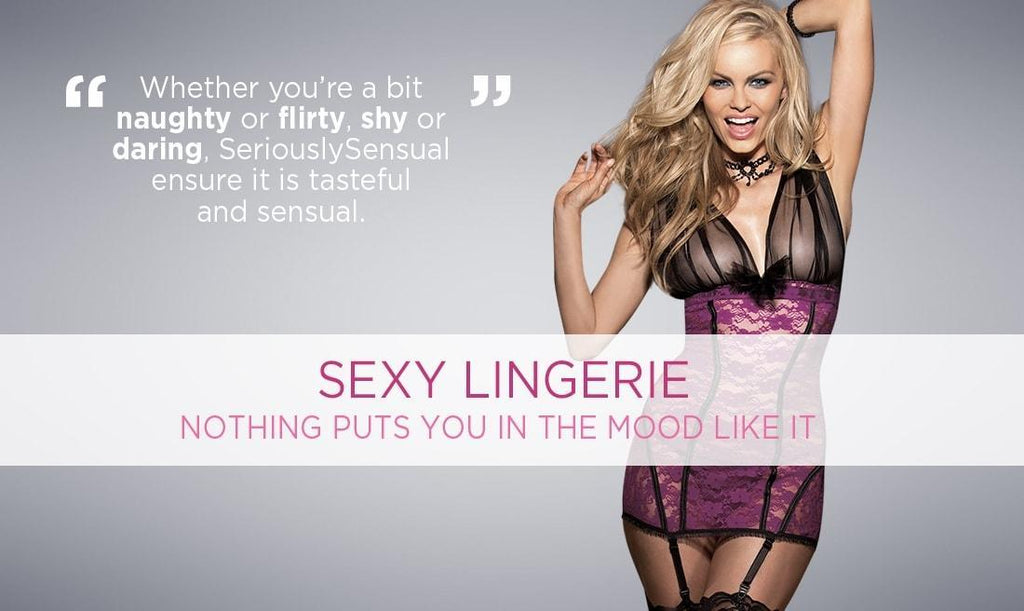 Sexy Lingerie to Drive Your Partner Wild | SeriouslySensual