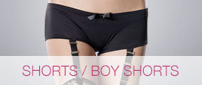 Boy Shorts | French Knickers | Womens Shorts