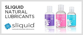 Sliquid Naturals Lube collection from SeriouslySensual.co.uk