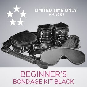 Loving Joy Beginners bondage Kit (8 Piece)