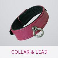 Collar & Lead by SeriouslySensual.co.uk