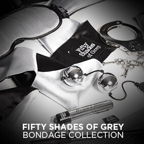 Fifty shades of Grey Bondage collection by sSeriouslySensual.co.uk