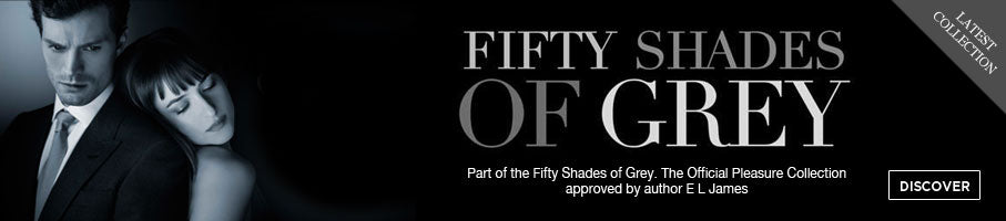 FIFTY SHADES OF GREY BONDAGE COLLECTION