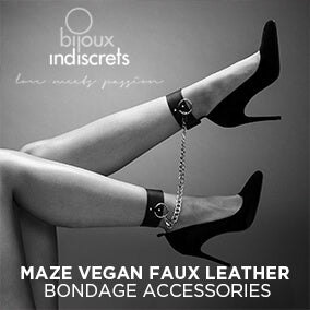 Bijoux Indescrets Maze Bondage Collection from SeriouslySensual.co.uk
