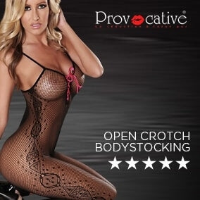 Open Crotch Bodystocking Introduction image