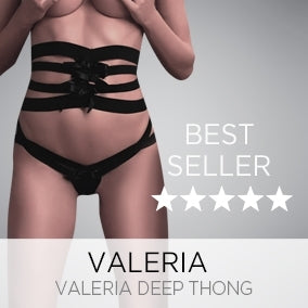 Me Seduce Valeria Deep Thong by SeriouslySensual.co.uk