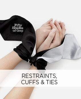 Bondage Restraints | Handcuffs | Ties