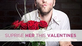 Top Tips for Surprising Your Girlfriend on Valentine's Day
