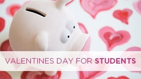 How Students Celebrate Valentine's Day on a Budget