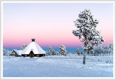 Abisko, Sweden - Romantic Winter Destination