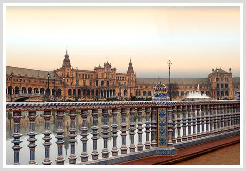 Seville, Spain - Romantic Winter Destinations