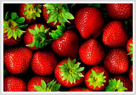 Strawberries increase your Libido