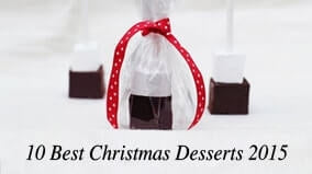 Top 10 Best Christmas Desserts 2015