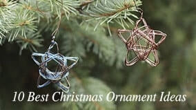 10 Best Christmas Ornament Ideas