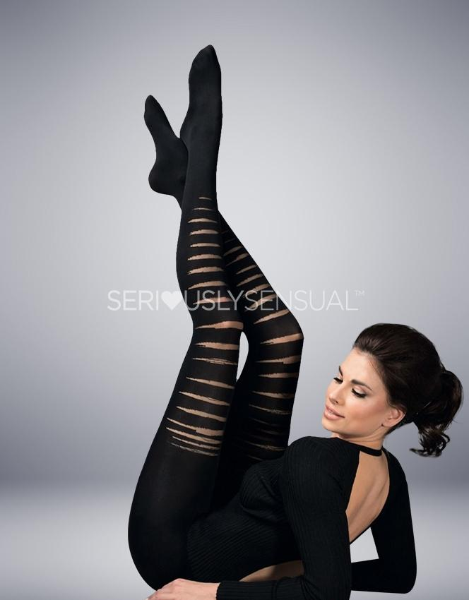 AXEL TIGHTS NERO - SeriouslySensual