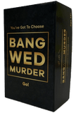Bang Wed Murder: F#@K, Marry, Kill Spin-off Adult Party Game - SeriouslySensual