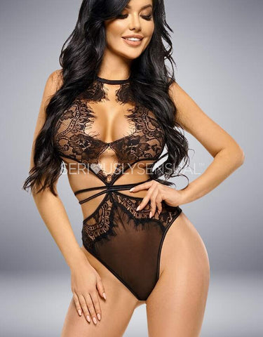 Beauty Night BN6561 Aliyah Teddy - SeriouslySensual