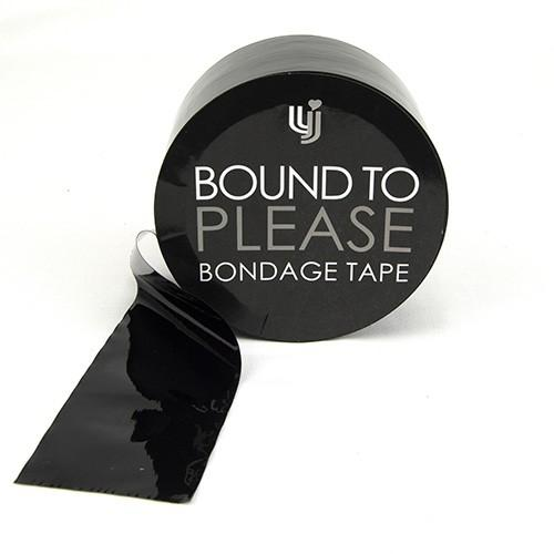 BOUND TO PLEASE BONDAGE TAPE - SeriouslySensual
