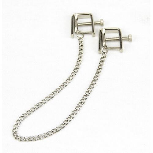Bound to Please Heavy Duty Nipple Clamp - SeriouslySensual