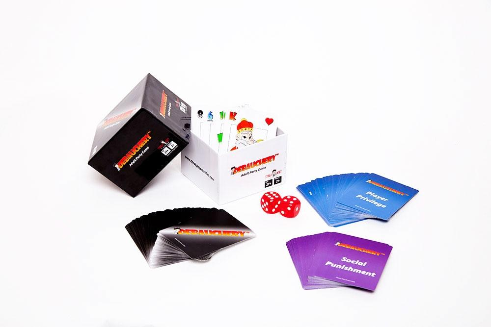 Debauchery – Hilarious Adult Party Game - SeriouslySensual