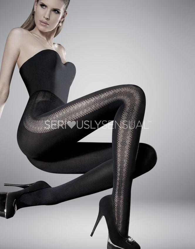 Gabriella Fantasia Inga Tights - SeriouslySensual