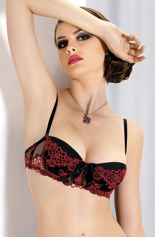 Gracya Mon Amour Bra (Removable Straps) - SeriouslySensual