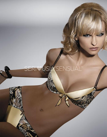 Gracya Safari Bra - 36C - SALE - SeriouslySensual