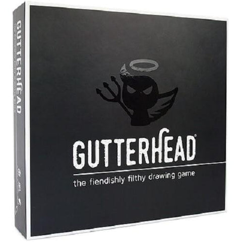 GUTTERHEAD - THE FILTHY DRAWING GAME - SALE - SeriouslySensual