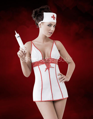 Irall Hot Nurse - SeriouslySensual
