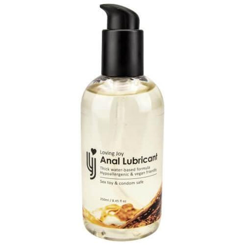 LOVING JOY ANAL LUBRICANT 250ML - SeriouslySensual