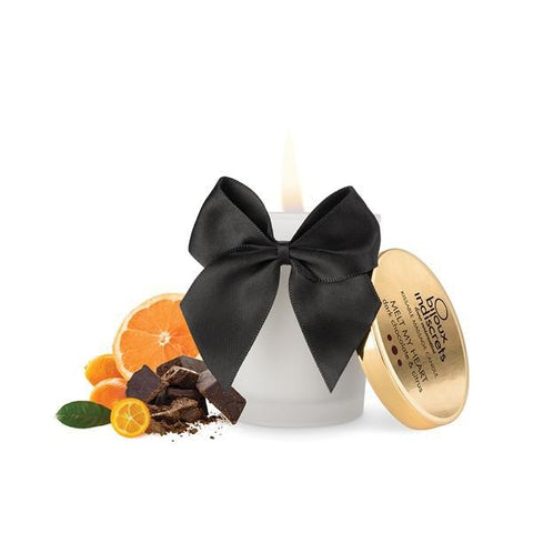 Melt My Heart Massage Candle - Chocolate - SeriouslySensual