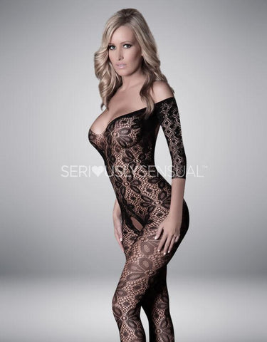 Provocative Bodystocking - PR4162 - SeriouslySensual