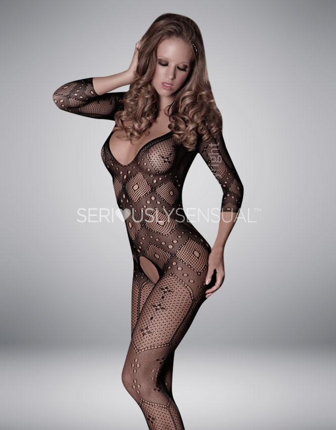 Provocative Bodystocking - PR4164 - SeriouslySensual