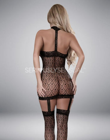 Provocative Sexy Bodystocking - PR4440