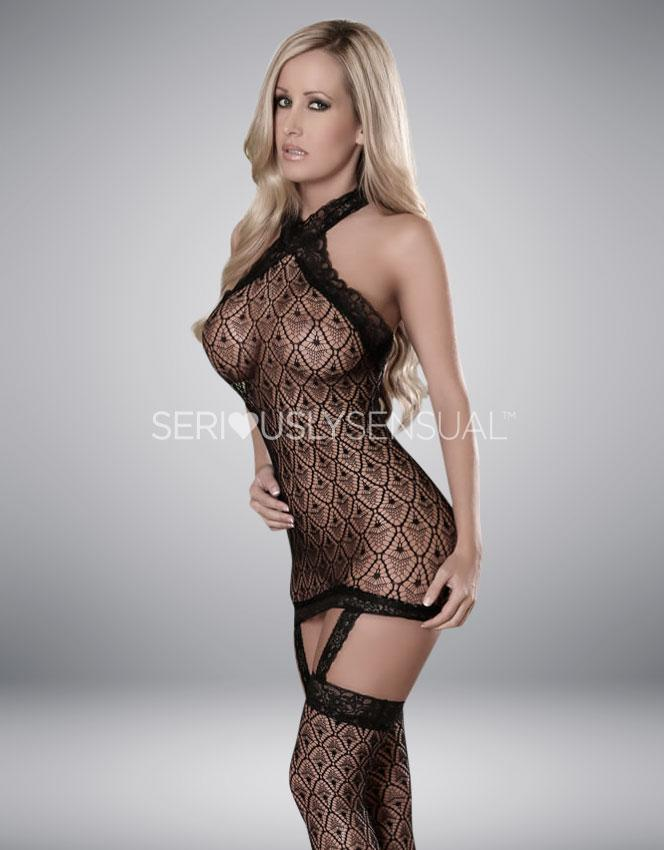 Provocative Sexy Bodystocking - PR4440 - SeriouslySensual